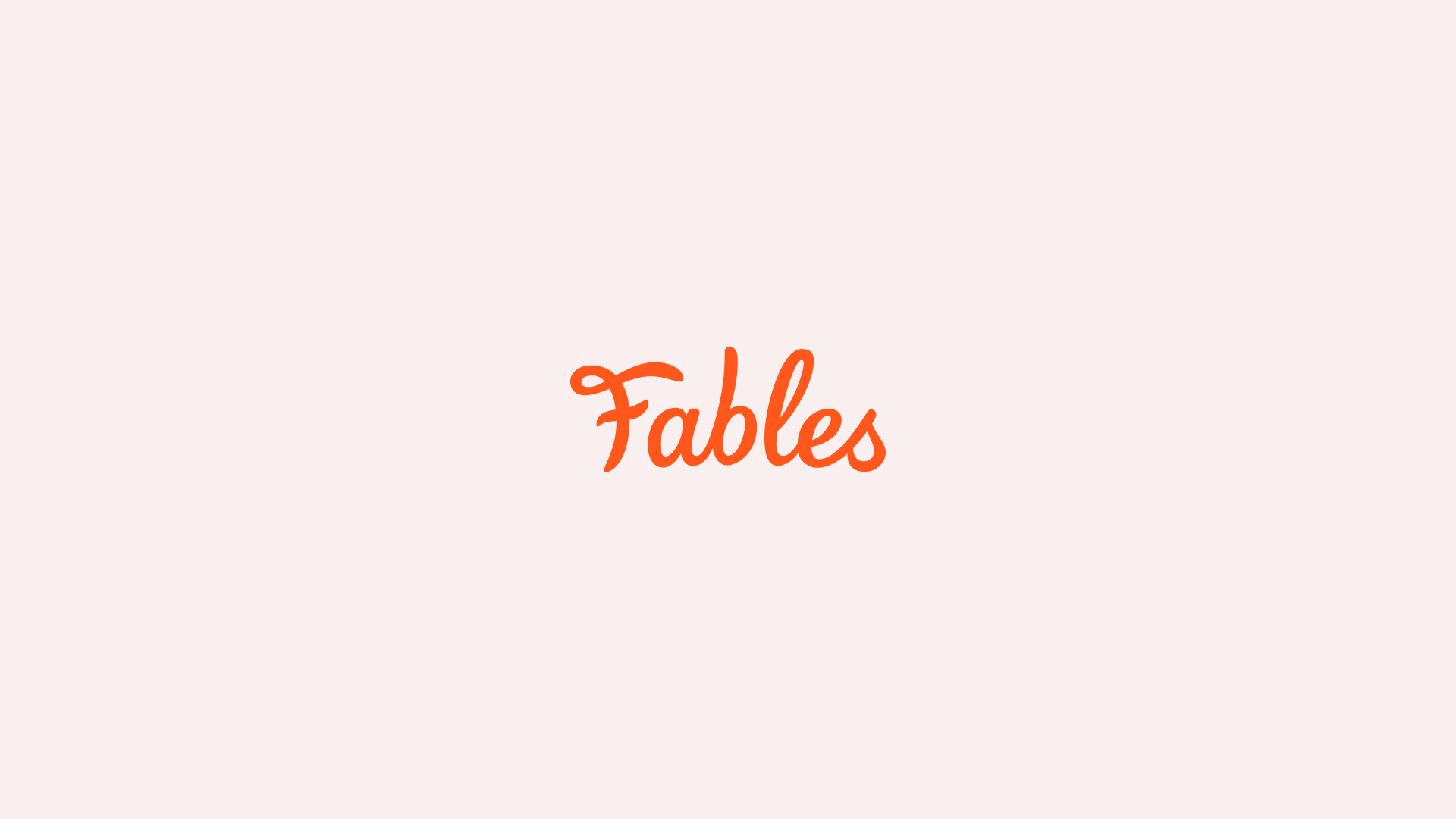 Logotypes-Fables