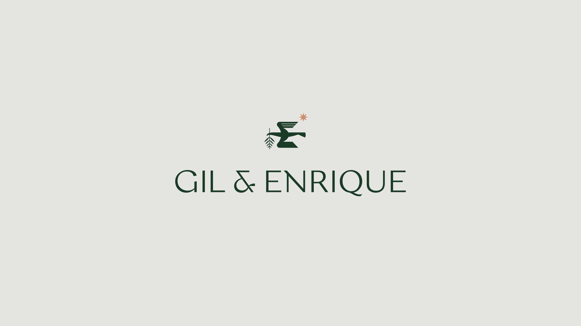 Logotypes-Gil&Enrique